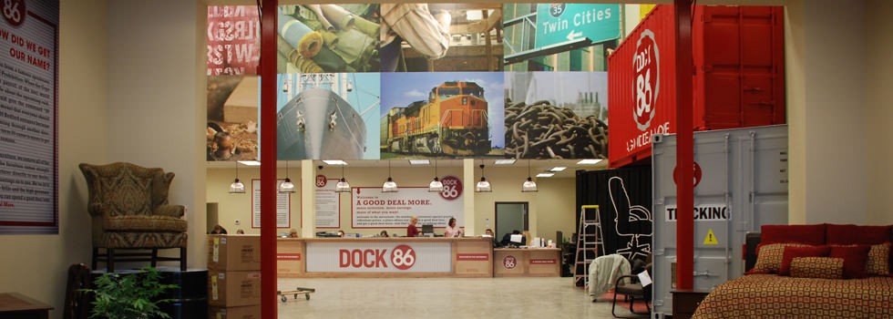 Dock 86 Entrance